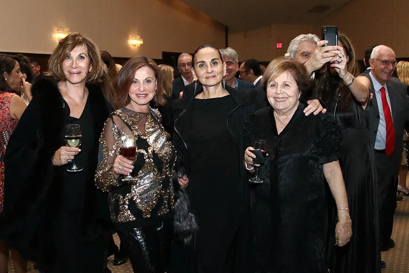 Rina Bezonsky, Ruth Milberg, Sari Zelikowsky & Ruth Shamir