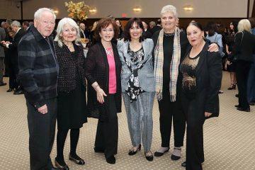 Joe Kreitenberg, Marlene Kreitenberg, Rina Brooks, Anna Hershey, Miriam Zlotolow & Sara Kinder.