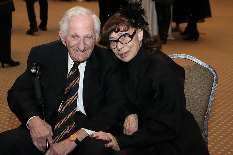 Dr. Harold Karpman & Molinda Karpman